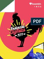 eBook Tendencias Digitales 2017 by Boombit