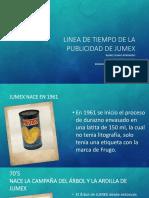 Linea de Tiempo Jumex (Expo Mr)