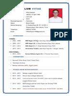 CV Rifki Andriyan