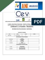 Informe Ejecutivo Geología y Geotecnia La Palmera - Presidente