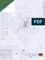 Harta e Rrjetir Rrugor Te Propozuar