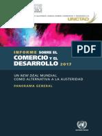 Informe Sobre Comercio Desarrollo 2017 UNCTAD