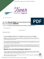 Fórmula Negócio Online 2