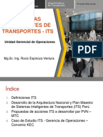 Sistemas Inteligentes de Transportes - ITS