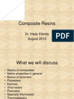 Composite Resins Utem 17 Ogos
