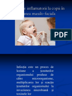Afectiunile inflamatorii la copii in regiunea maxilo-faciala.ppt