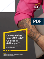 Ey Dna of Cfo Uk Report