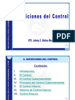 Control Gubernamental Upt x Primera Unidad