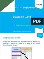 S1 - Complemento 1 - Gantt