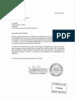 Solicitud de Opinión Consultiva presentada por el Estado de Costa Rica