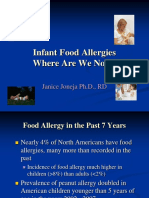 Infant Food Allergy 20in10 PowerPoint Seminar1