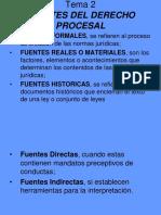 2 Fuentes Del Derecho Procesal (2)