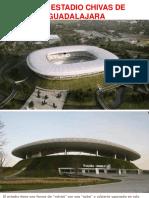 Momentos Estadio Chivas Guadalajara_ESpañol