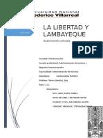 Departamento de La Libertad y Lambayeque