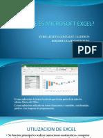 Que Es Microsoft Excel