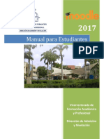 Moodle Manual Estudiantes
