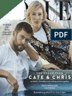 Vogue Australia November 2017