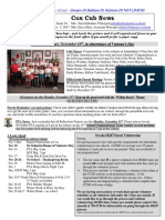 Cox News Volume 7 Issue 10