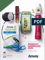 Amway Product Showcase 2015