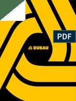 Brochure Rubau 2010