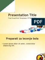 Presentation Titled