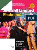 Jewish Standard, November 10, 2017