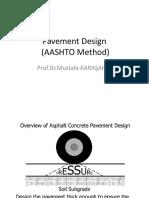 Hafta 3 Pavement Design