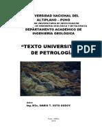 Texto de Petrología