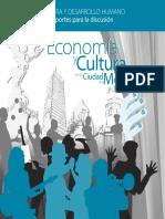 EPiedras-Economía y Cultura en el DF