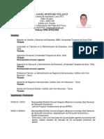 CV Miguel Mayo 2013