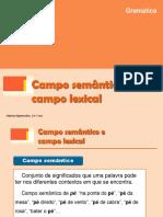 Campo Semantico Lexical