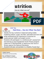 USE THIS Nutrition Power Point