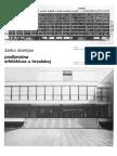 Poslijeratna arhitektura Hravtske