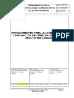 PS01-D06 Procedimiento Requisitos Legales ALMAFIN