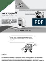 Manual Portão Peccinin CP3020