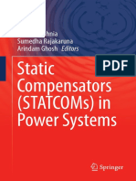 Static Compensators (STATCOMs) in Power Systems