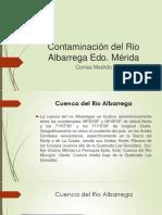 Contaminación Del Rio Albarrega Edo