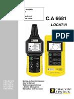 Mastech Manual