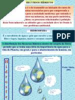 Geo Geral 2007 - Recursos Hídricos