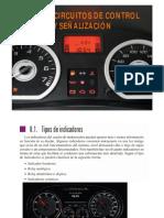 Control de Señalizacion Del Automovil