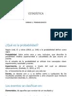 Unidad 1. Preobabilidades
