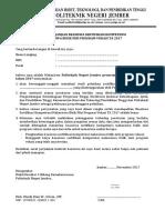 Surat Perjanjian Mahasiswa Sertifikasi Kompetensi