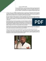 Biografía de Pepe Vasquez