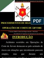 Procedimentos de Segurança Em Operações de Corte de Árvore (1)