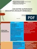 Supervision Uruguay Venezuela