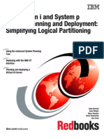 Simplifyying Logical Partitioning