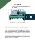 Funciones Especificas Del Chiller1