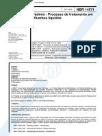 NRB 14571-2000-Cádmio - Processo de tratamento em.pdf