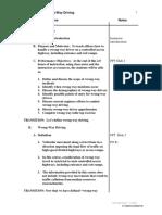 Dps Draft Wwd Lesson Plan Sep 2015