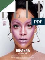 Elle USA October 2017